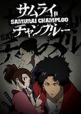 Search netflix Samurai Champloo
