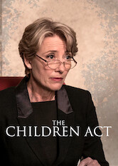 Search netflix The Children Act