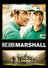 Search netflix We Are Marshall