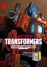 Search netflix Transformers: War For Cybertron Trilogy