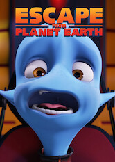 Search netflix Escape from Planet Earth